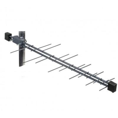 Зовнішня телевізійна антена T2 Ворона 20-ти елементна