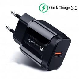 Зарядний пристрій Quick Charge 3.0  Model:13-3