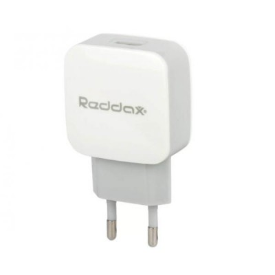 Зарядний пристрій Reddax RDX-020 5V x 2.4A