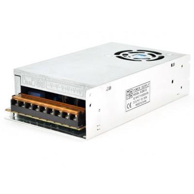 Блок живлення для LED  200W 12V 20.0A перфарований