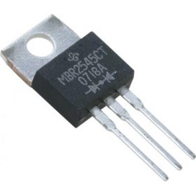 Діод шотткі здвоєний MBR2545CT