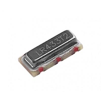 Кварцевий резонатор 433.92 МГц || LR433T2