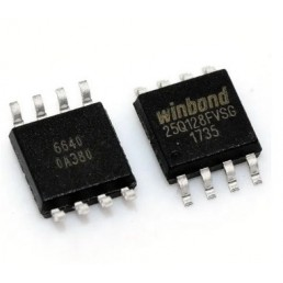 W25Q128FVS (25Q128BVS) IC SPI 128MBIT 8SOIC