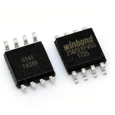 W25Q128FVS || SPI 128MBIT 8SOIC