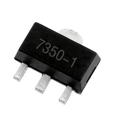 HT7350 || Лінійний стабілізатор SOT-89