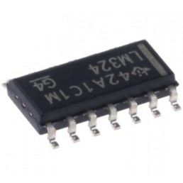 LM324DR || SOIC-14