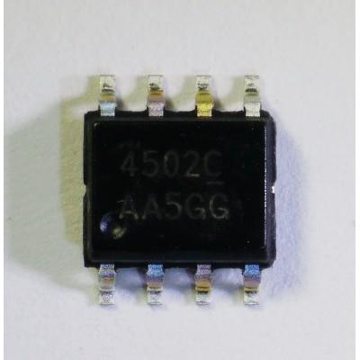 AF4502C || N+P -Channel  транзистор SOP-8