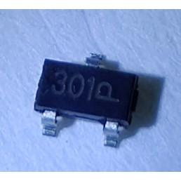FDV301N     Mosfet  n-cannel