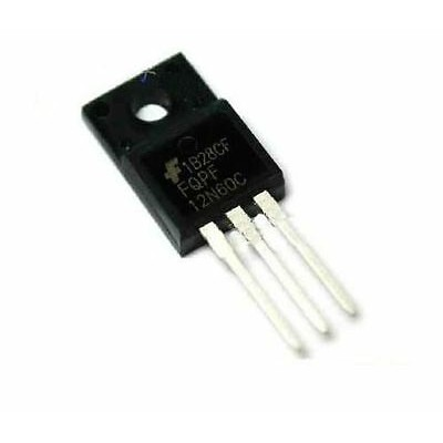 Mosfet транзистор FQPF12N60C