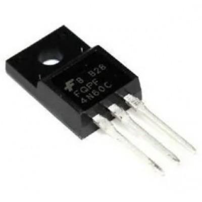 Транзистор MOSFET FQPF4N60C
