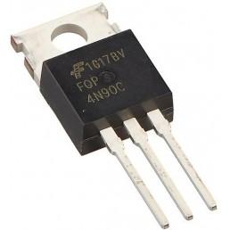 МОП- транзистор FQP4N90C