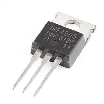 IRF4905 || MOSFET P-channel TO-220