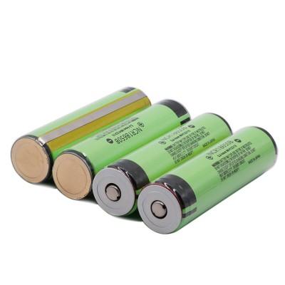 Акумулятор LI-ION NCR18650B+захист  MH12210    3.7V 3400mAh