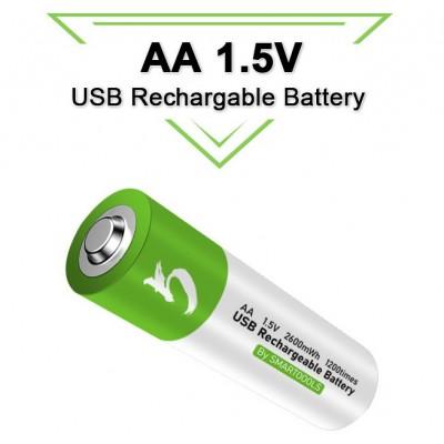 R06 AA 2600mAh/B4  Li-ion || акумулятор