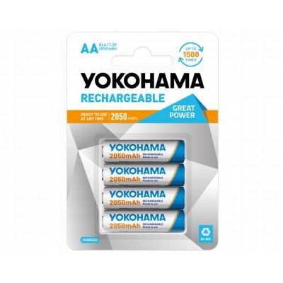 R06 AA 2050mAh/B2  YOKOHAMA (20/100) Ni-MH
