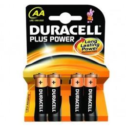LR06 (AA) DURACELL MN1500 PLUS POWER 1x4