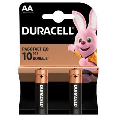Батарейка LR06 (AA) DURACELL MN1500 1x2
