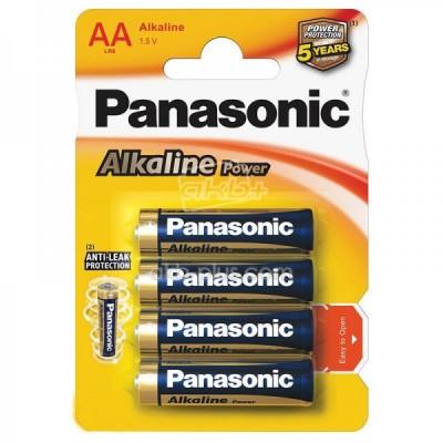 LR06 (AA) PANASONIC Power 1х4