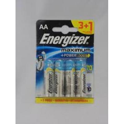 LR06 (AA) Energizer  Max Plus 1x4