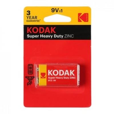 Крона 6F22 KODAK Super Heavy Duty