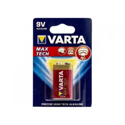 Крона 6LR61 Varta Max-Tech