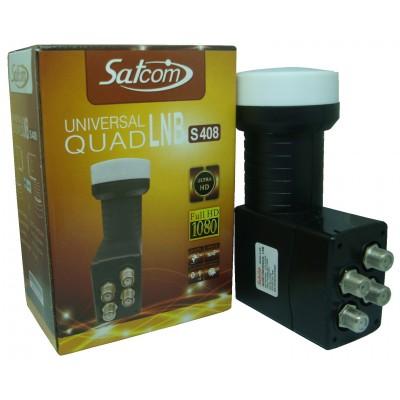 Конвертор Quadro SATCOM S-408  0.1db