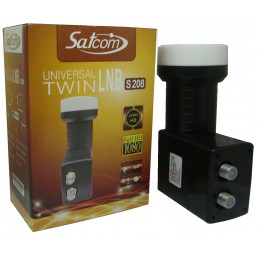 Конвертор Twin Satcom  S-208   0.1db