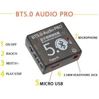 Модулятор Bluetooth BT5.0 AUDIO PRO