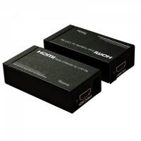 HDMI подовжувач по витій парі 30м. || MT-ED02