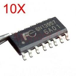 Мікросхема FA6A01N (SOP-16)
