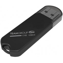 Флешка 16GB USB2.0 TEAM C182 Black