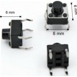 Мікрик 6х6х6 mm
