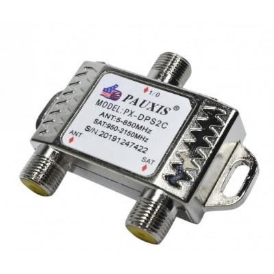 Діплексер TV-SAT Pauxis PX-DPS2C