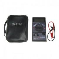 Вимірювач ємності конденсаторів CM7115A