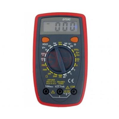 Цифровий мультиметр DT33С
