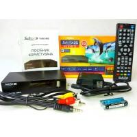 Тюнер DVB-T2 SATCOM T500 T2 AVC