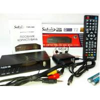 Тюнер DVB-T2 SATCOM T505 T2 AVC