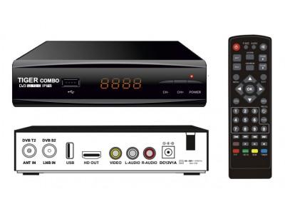 Купити Тюнер TIGER DVB-S2/T2 Combo Рівне
