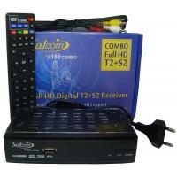Тюнер Комбо Satcom 4180HD  Combo