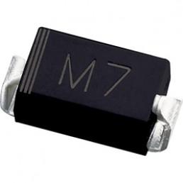 Діод 1N4007 (M7) (1A*1000V) DO-214A SMD