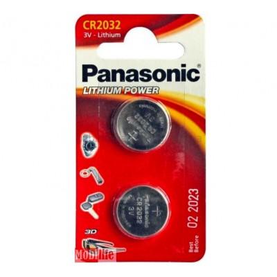 Батарейка CR2032 PANASONIC