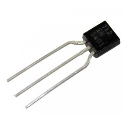 2N5401 || Біполярний транзистор p-n-p