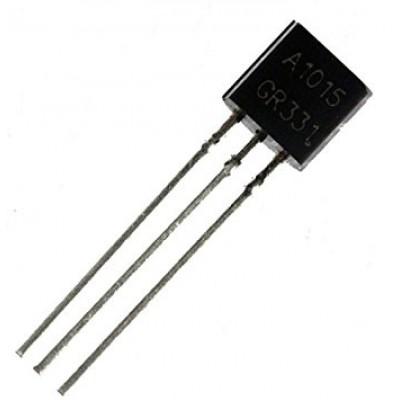 2SA1015 || Біполярний транзистор p-n-p