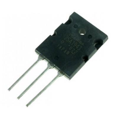 Транзистор 2SA1943 (230V*15A*150W)(TO-3P) P-N-P
