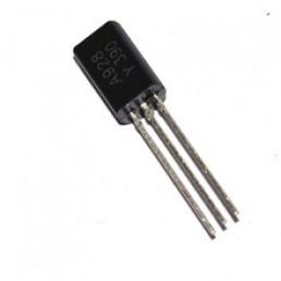 Транзистор 2SA928A(30V*2A*1W)(TO-92NL) P-N-P