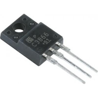 Транзистор 2SC3866pl (800V*3A*40W) (SC-67) N-P-N