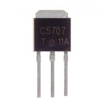 Транзистор 2SC5707 (80V*8A*15W) (TO-251) n-p-n