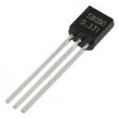 Транзистор 2SC8050 (TO-92)(40V*0,5A*1W) N-P-N