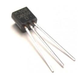 Транзистор 2SC8550 (TO-92) (40V*0,5A*1W) P-N-P