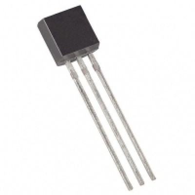 Транзистор 2SD734 (25V*0.7A*0.6W) (TO-92) n-p-n